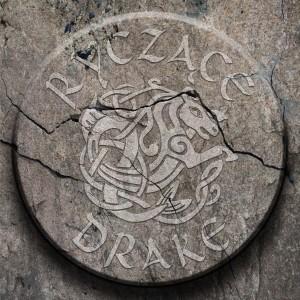 RD logo w kamieniu